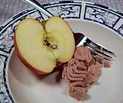 Apple and Tuna