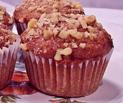 Image of Applesauce Cupcakes