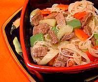 Canton Beef Noodles