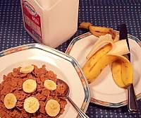 Cereal-and-Banana