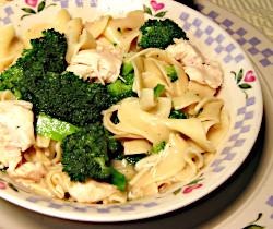Chicken Noodle Dinner