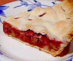 Picture of Cranberry Pie