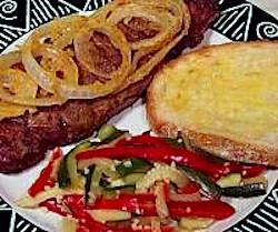 Creole BBQ Steak