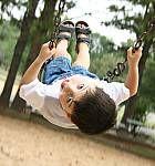 Playground Surfacing Matting and Home Playground Equipment