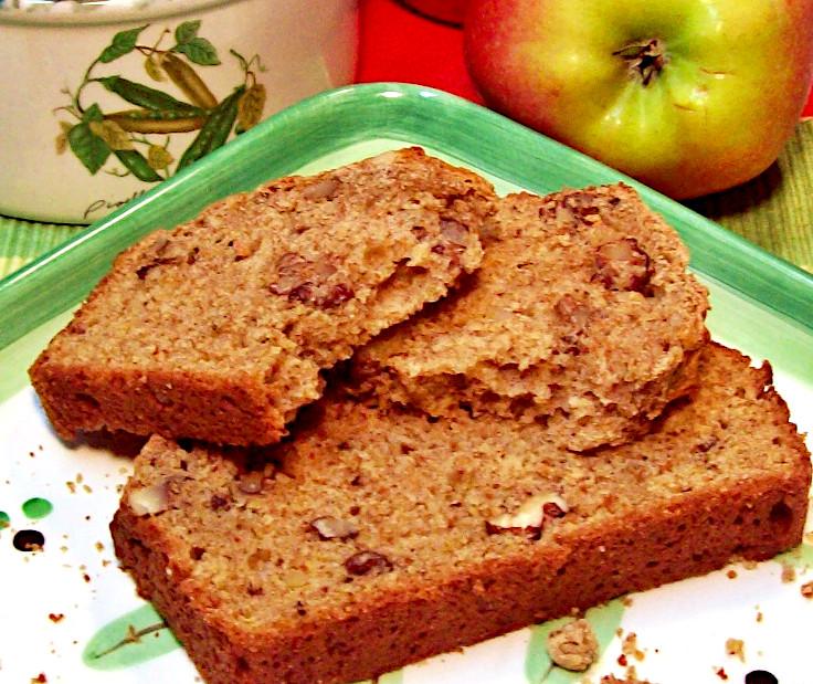 Buttermilk Spice Nut Bread