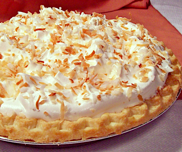 Image of Coconut Cream Pie