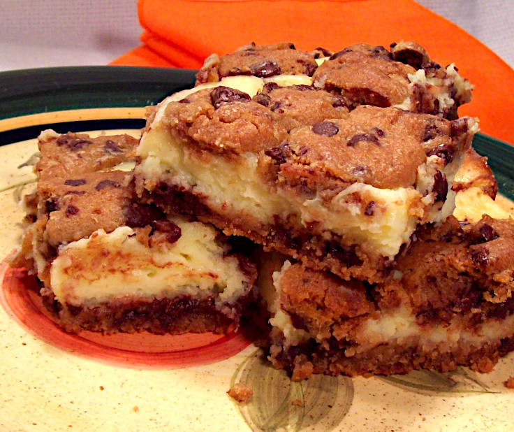 Image of Easy Cheesy Cookie Bars