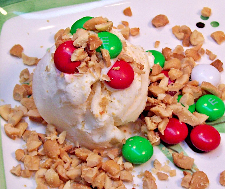Image of Ice Cream and Toppings