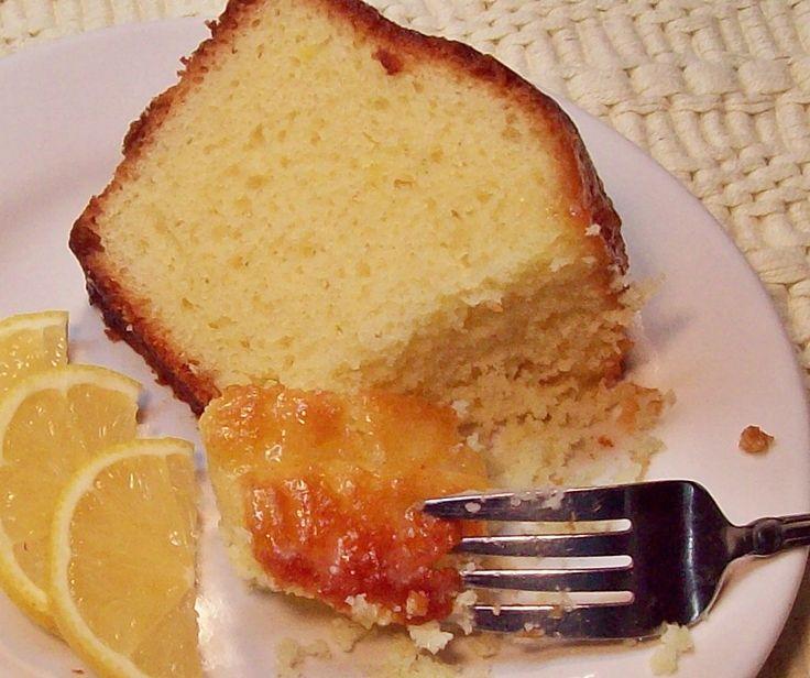 Image of Lemon Pudding Cake