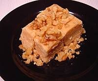 Peanut Butter Cheese Fudge