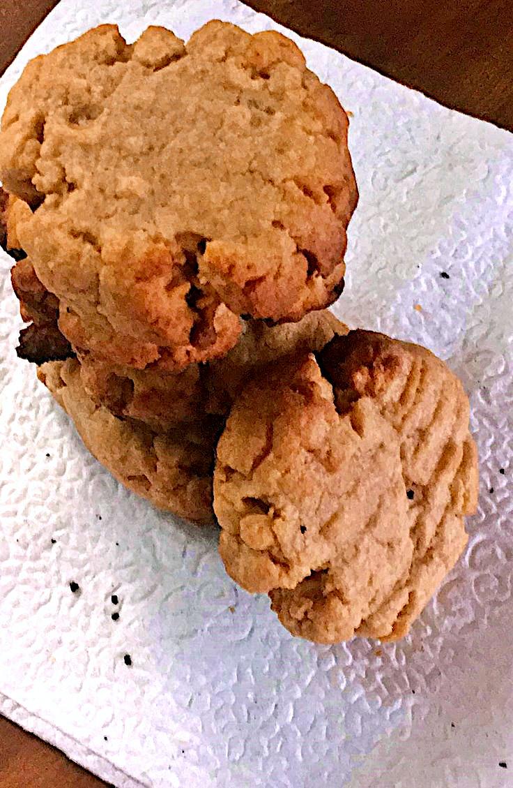 Peanut Butteriest Cookies
