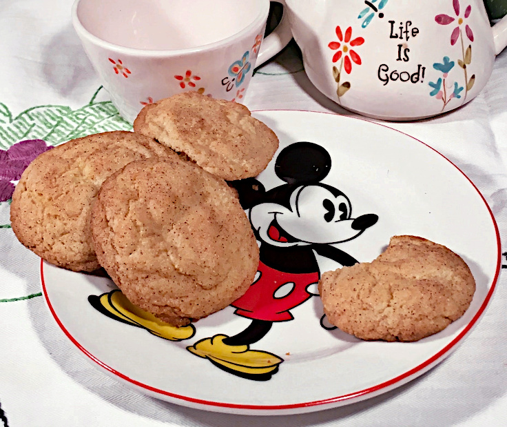 Image of Snickerdoodles