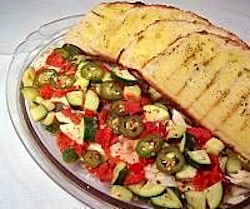 Fish Vera Cruz