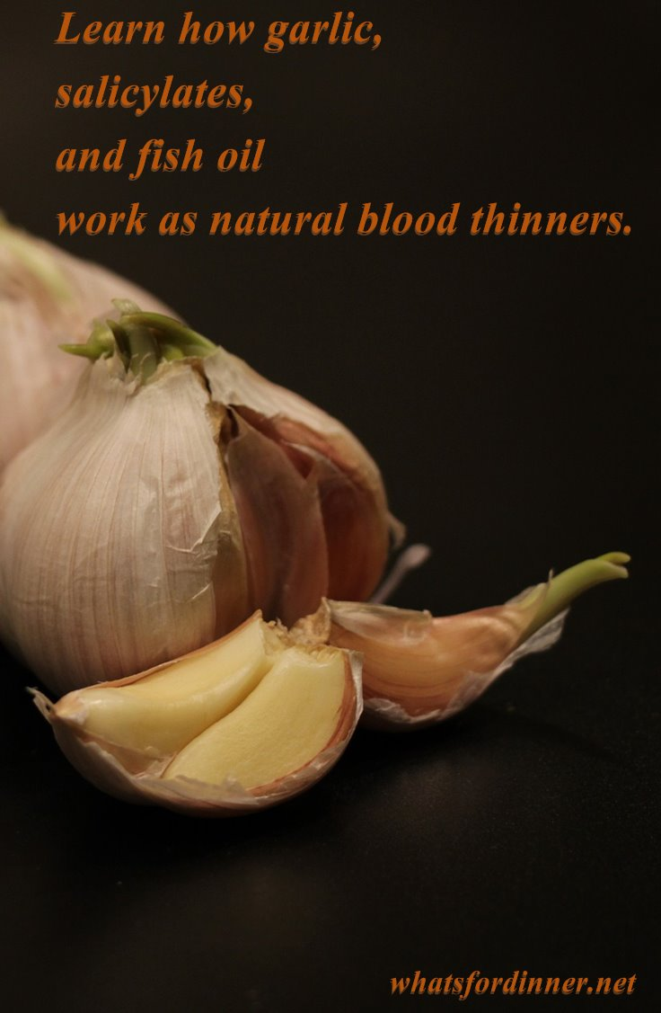 Food That May Reduce the Need for Prescription Blood Thinners