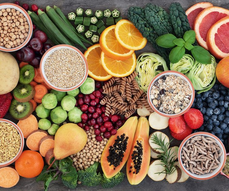 Adding more foods high in dietary fiber from the high fiber food chart can help you obtain the recommended 25-30 grams of fiber each day.