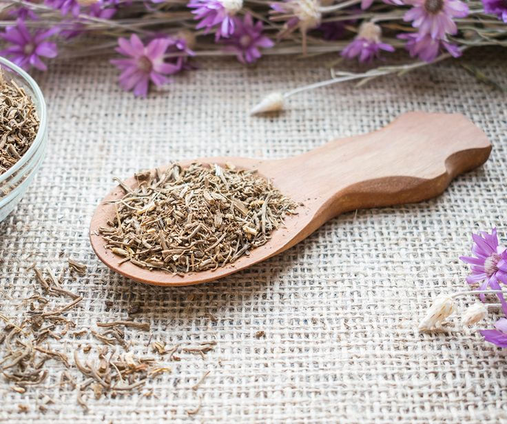Anxiety, insomnia, as well as many other ailments can be relieved with valerian root.