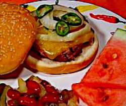 Jalapeno Fire Burgers