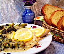 Lemon Broccoli Chicken