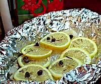 Lemon Caper Fish