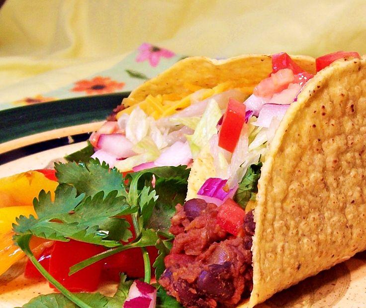 Image of Black Bean Tacos