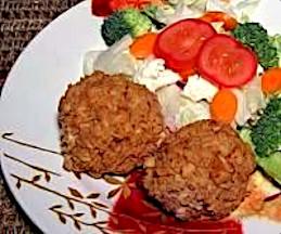 Image of Cheesy Rice Balls