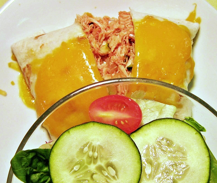 Image of Chicken Burrito