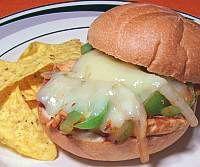 Image of Chicken Fajita Sandwich
