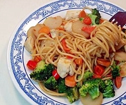 Image of Chicken Lo Mein