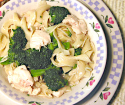 Chicken Noodle Dinner