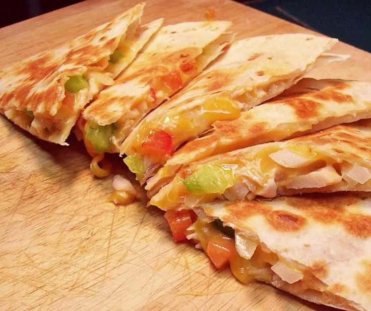 Image of Chicken Quesadillas