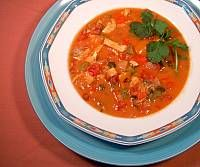 Image of Chicken Tortilla Soup