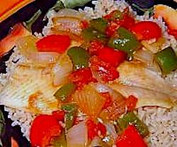 Image of Flounder Creole