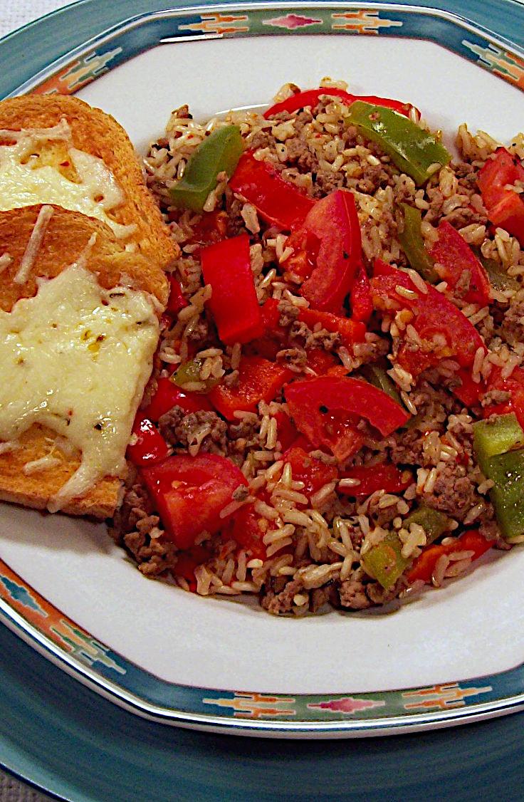 Fresh Tomato Spanish Rice