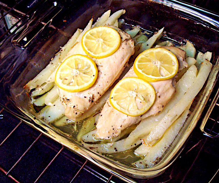 Image of Greek Lemon Chicken