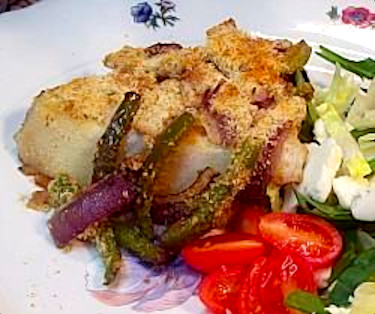 Recipe for Halibut Royale