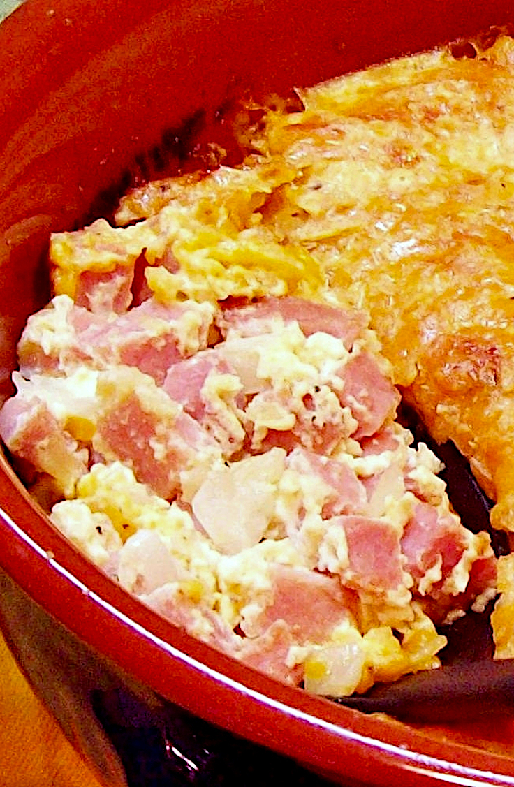 Ham and Cheese Delight