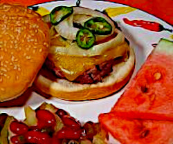 Image of Jalapeno Fire Burgers