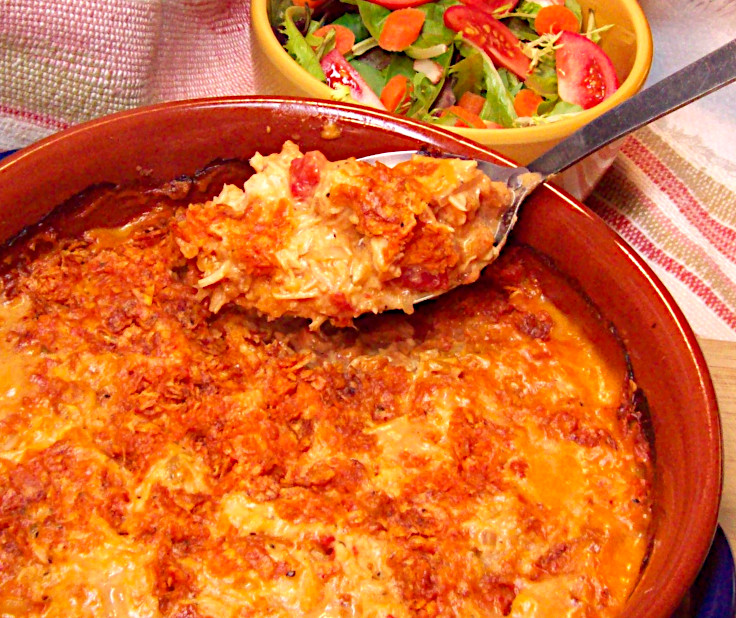 Nacho Chicken Bake