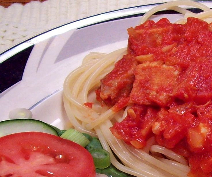 Image of Pork Marinara