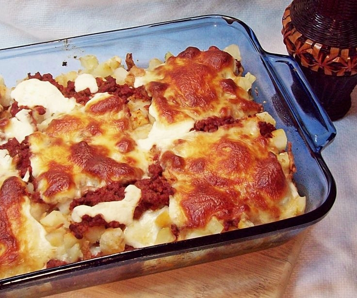 Image of Potato Lasagna