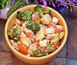 Sesame Chicken Stir Fry