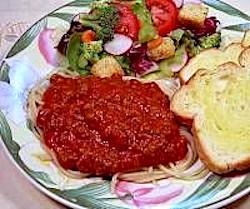 Image of Spaghetti
