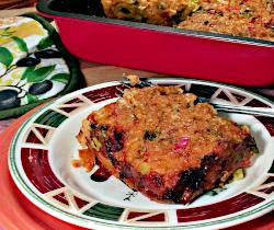 Spanish Rice Frittata