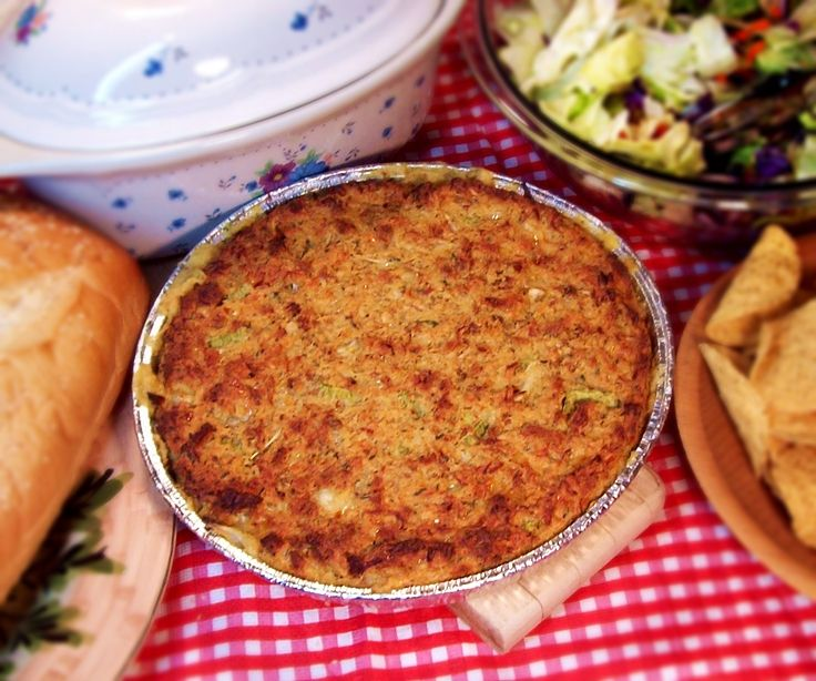 Image of Stuffing Mix Casserole