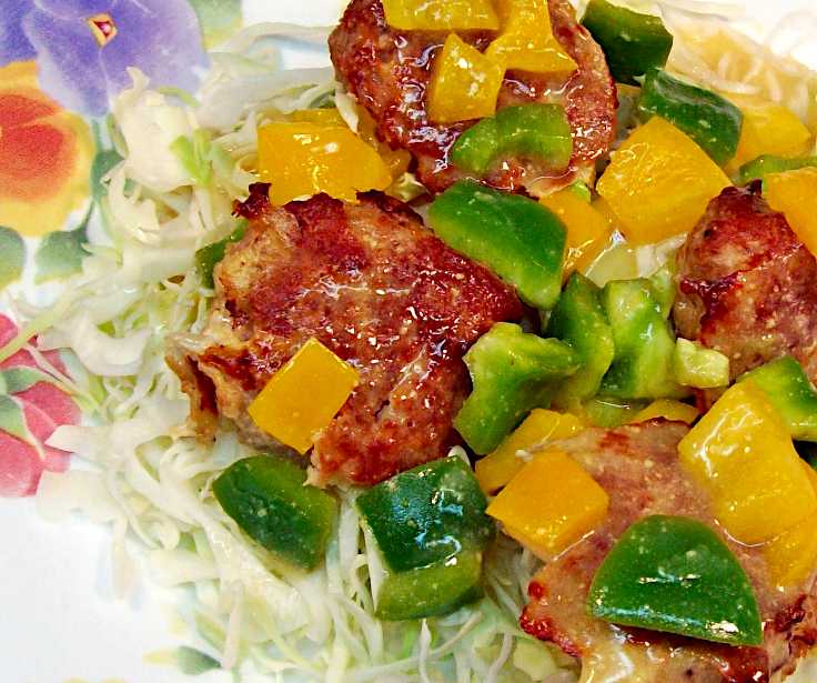Image of Sweet and Spicy Turkey Meatballs