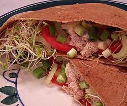 Image of Tuna Salad Pockets