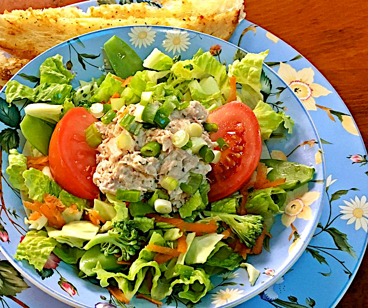 Recipe for Tuna Salad