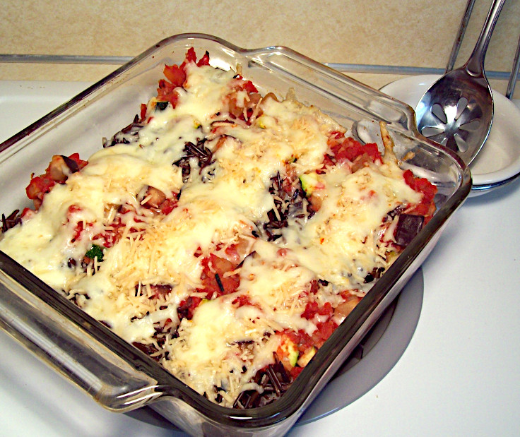 Image of Wild Rice Casserole