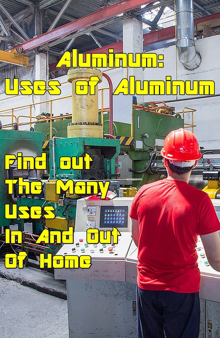Infographic on Uses of Aluminum
