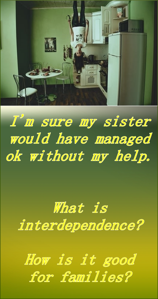 Relationships - Interdependence